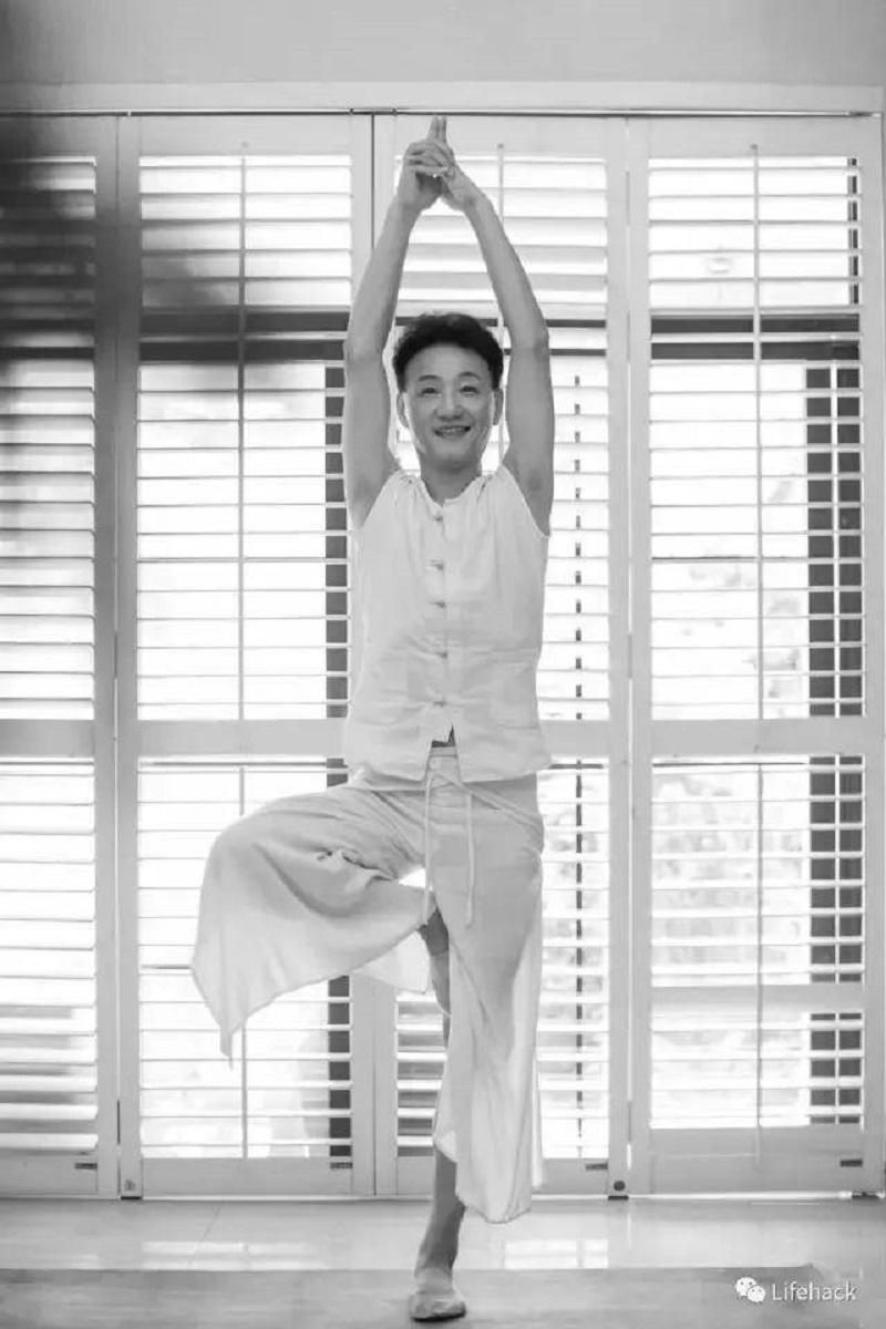 Giật mình khi biết tuổi thật của ông bố 'thời thượng' nhất Trung Quốc