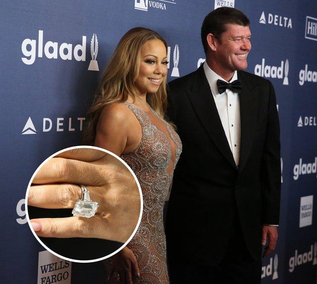 22 chiếc nhẫn đính hôn đắt giá và sang trọng khiến mọi cô gái thèm muốn (Phần cuối)