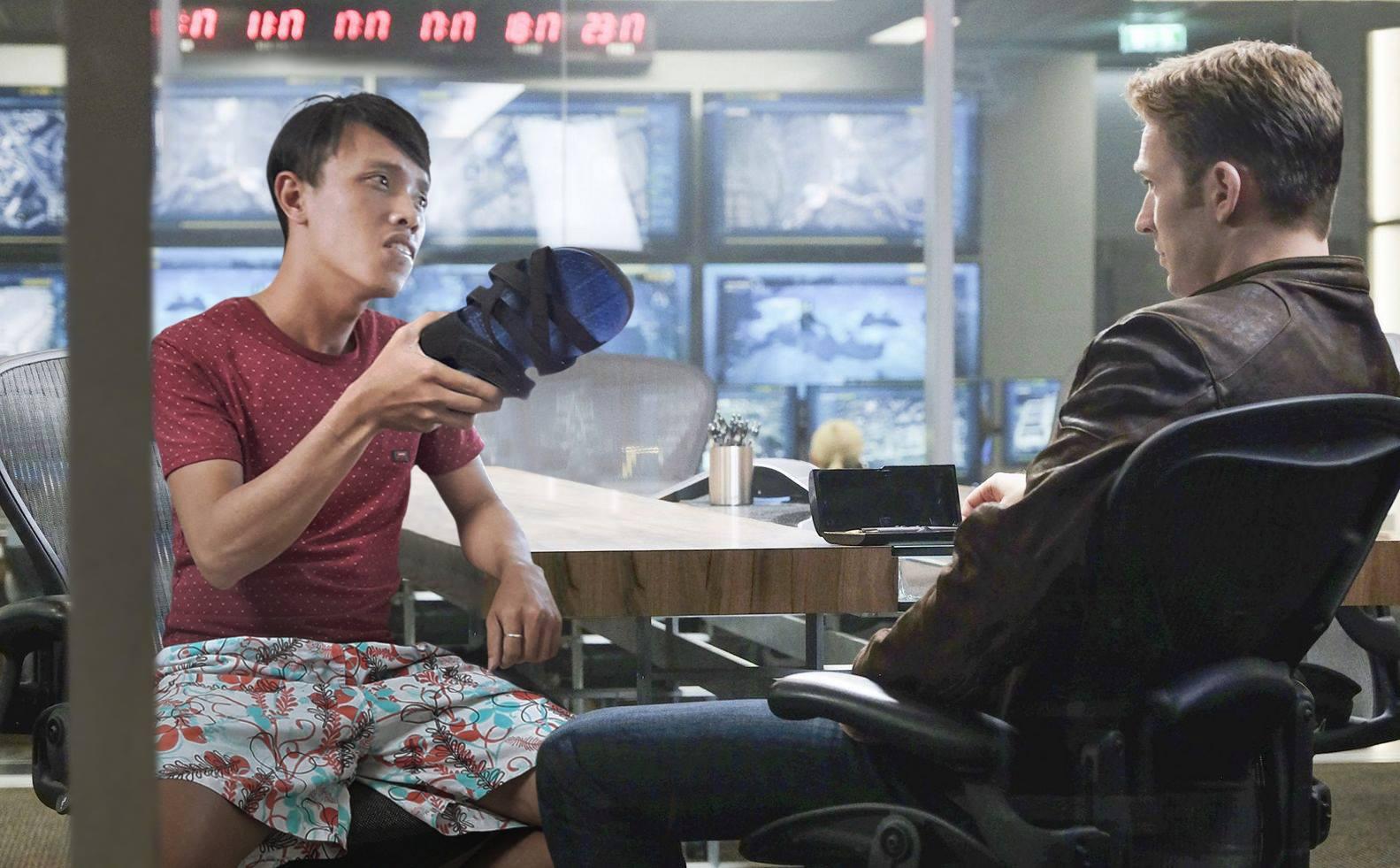 Thực hư chuyện 1 thanh niên người Việt xuất hiện trong các bom tấn Hollywood?