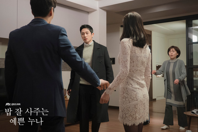 7 chiêu tán tỉnh của trai trẻ Jung Hae In thành công khiến 'Chị đẹp' xiêu lòng