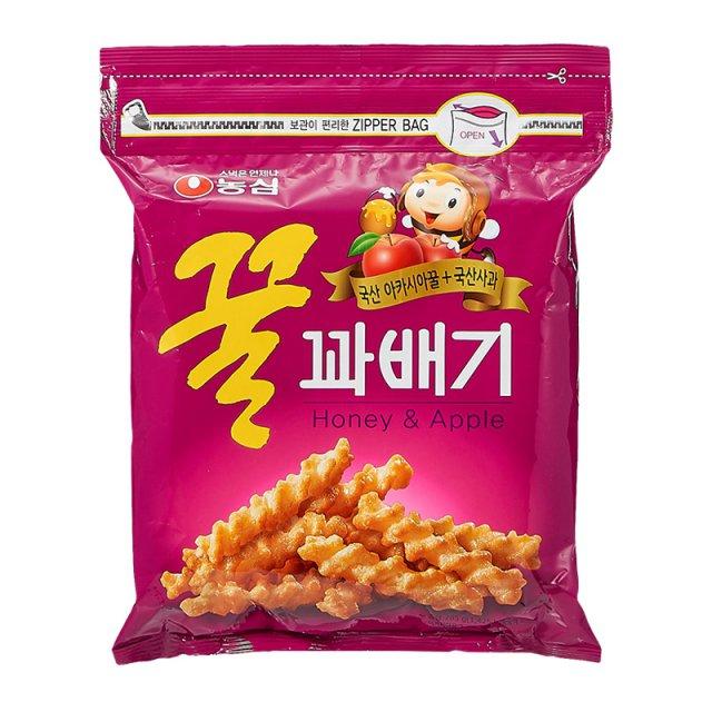 Top 10 món ăn vặt 'nhóp nhép' được ưa chuộng tại Hàn Quốc