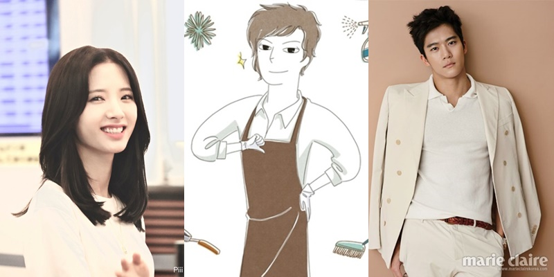 5 webtoon đình đám của Hàn Quốc sẽ được chuyển thể thành phim trong năm nay
