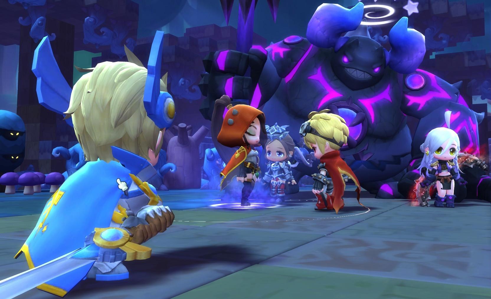 Tựa game online 'MapleStory 2' sắp ra mắt cộng đồng game thủ