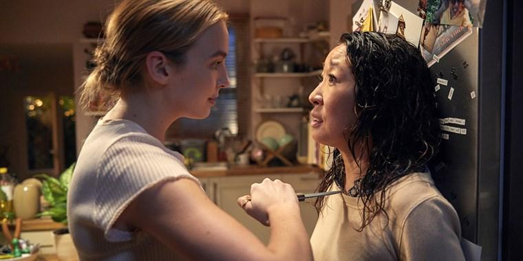 Có gì thú vị trong 'Killing Eve' - phim kinh dị đang nhận 100% 'tươi' trên Rotten Tomatoes?