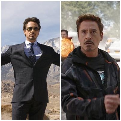 Cùng nhìn lại sự 'tiến hóa' của các siêu anh hùng trước thềm đại chiến Infinity War