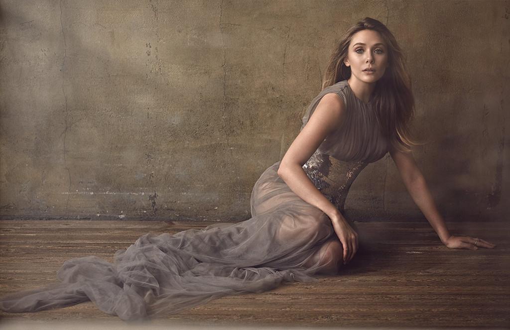 'Scarlet Witch' Elizabeth Olsen - Kiều nữ sống bình dị dưới bóng hai cô chị lừng danh