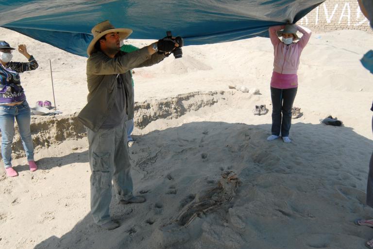 Cuộc hiến tế trẻ em quy mô lớn nhất từng xảy ra ở Peru để 'đàm phán với siêu nhiên'