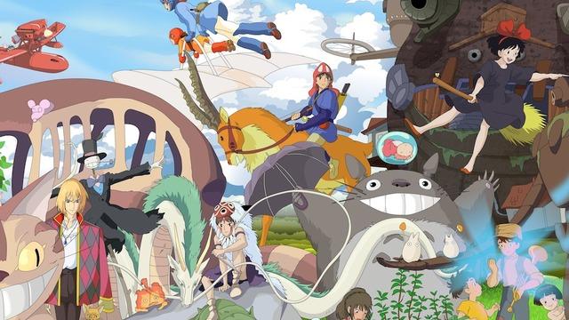 Công viên chủ đề của Studio Ghibli năm 2022 sẽ trông như thế nào?