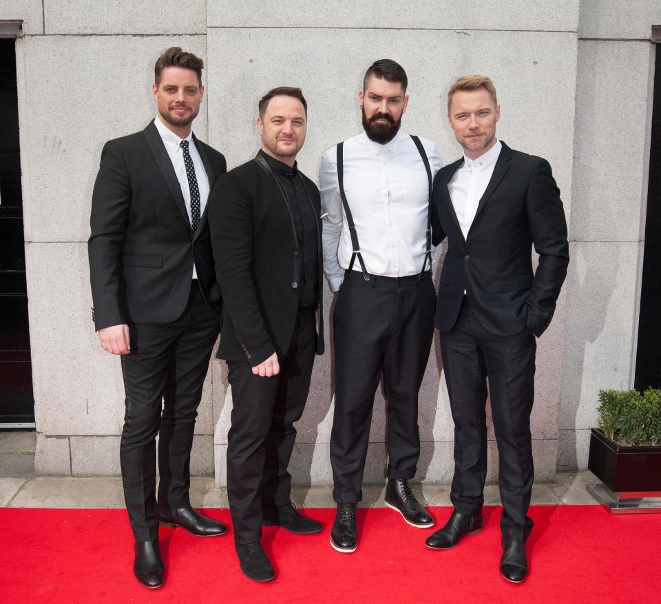 Boyband huyền thoại Boyzone tung album cuối trước khi tạm biệt khán giả