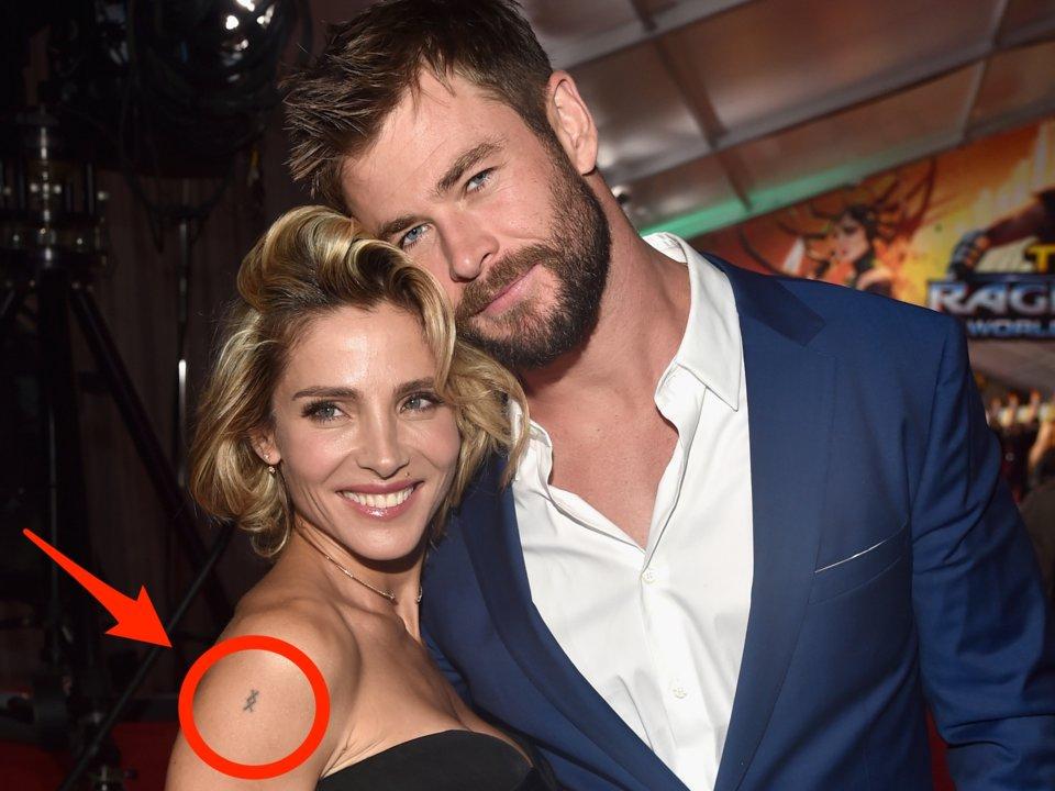 Định mệnh là có thật: Vợ của 'Thor' có hình xăm về Thor trước khi gặp chồng cả 1 thập kỷ