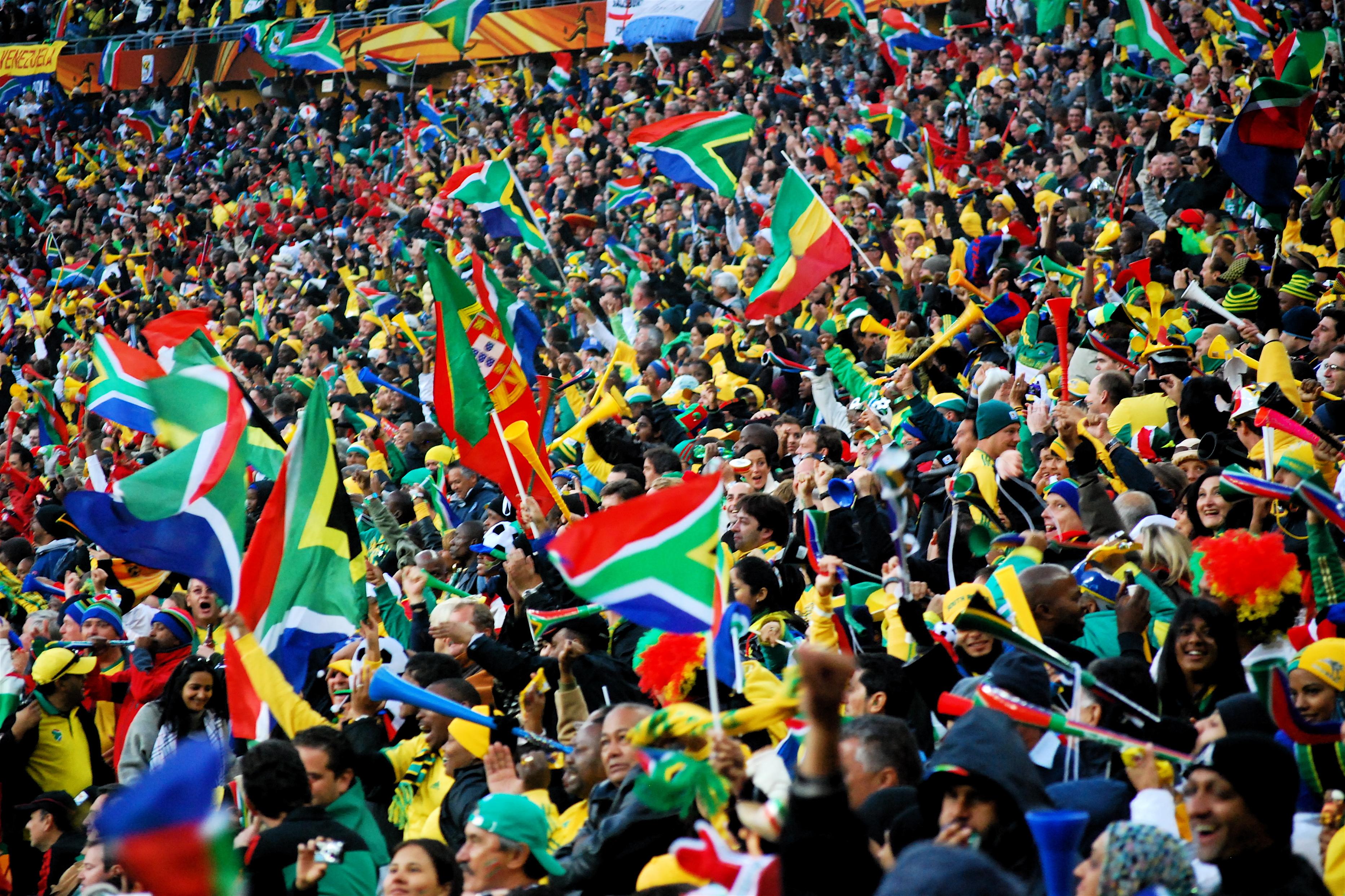 World Cup và những điều thú vị kể mãi không hết
