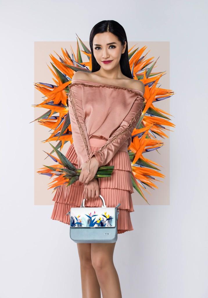 Nghi vấn hãng thời trang Việt Nam 'xài tạm' hình ảnh thiết kế trên mạng trong bộ sưu tập mới?