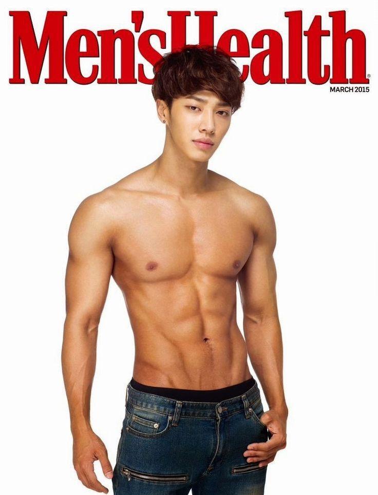 Điểm danh những nam thần tượng 'mặt học sinh, thân hình phụ huynh' xứ Hàn