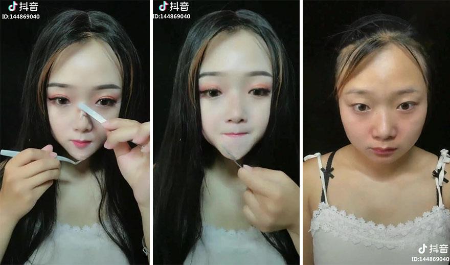 Make up đỉnh cao khiến bạn mất luôn niềm tin vào chính mắt mình