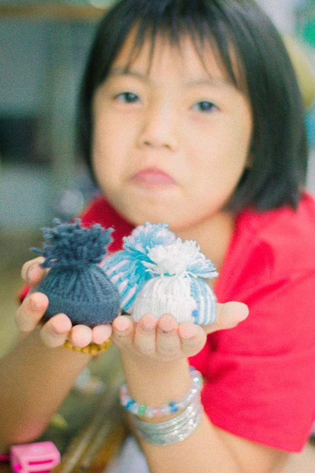 Chùm ảnh 'dễ thương nhất quả đất': Ai khéo tay hơn học sinh lớp 4?