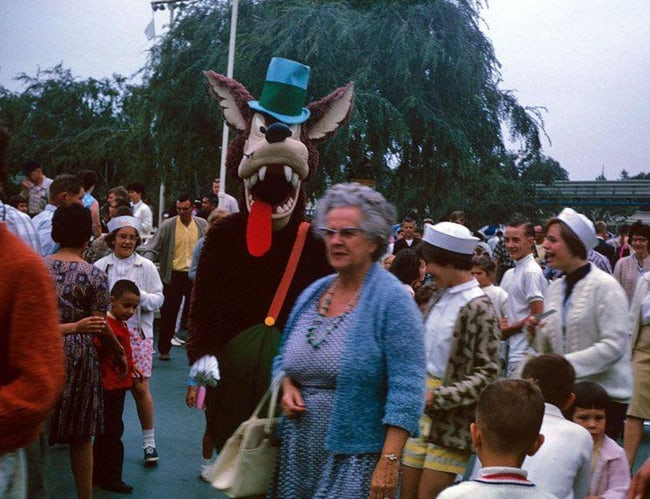 Ngày xưa, liệu Disney Land có thật sự là chốn thần tiên như bây giờ?