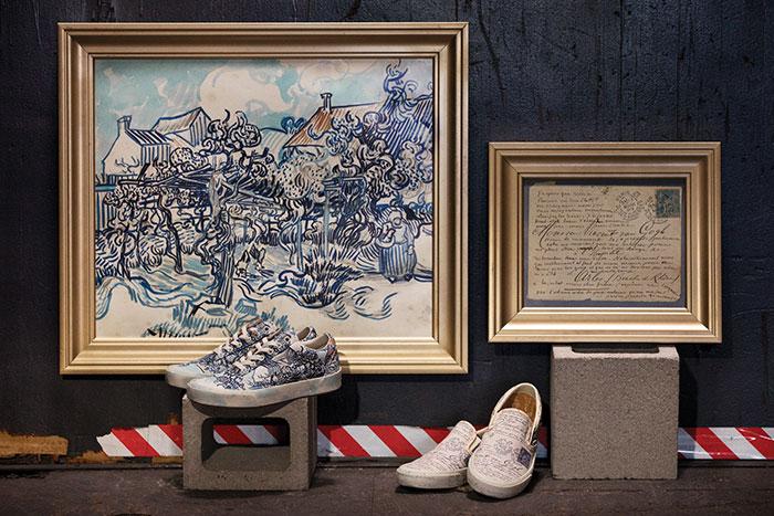 Tin vui cho sneakerhead: BST Vans x Van Gogh Museum sẽ có mặt tại Việt Nam