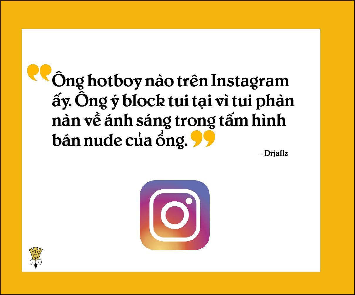 Cười đau bụng với loạt lý do 'củ chuối' khiến fan bị thần tượng 'chặn' trên mạng xã hội