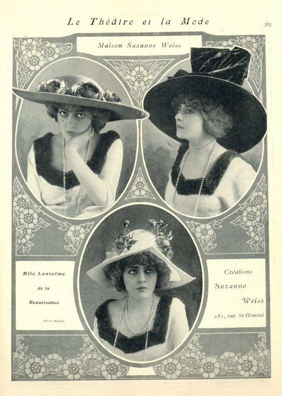 GenevièveLantelme - Biểu tượng thời trang nước Pháp, trở thành 'tiểu tam' rồi chết bất đắc kỳ tử