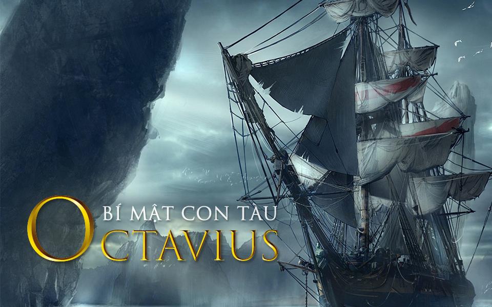 Bí ẩn Octavius: Con tàu ma từ thế kỷ 18 được phát hiện với xác vị thuyền trưởng đóng băng ở bàn, tay vẫn cầm bút