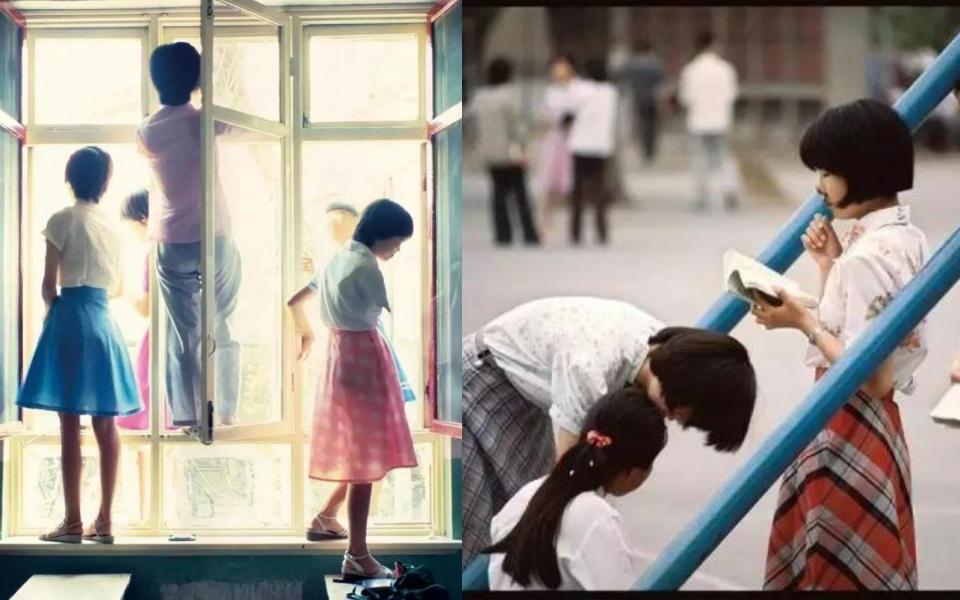 Hoài niệm với bộ ảnh thanh xuân đã qua của các học sinh Trung Quốc thập niên 80