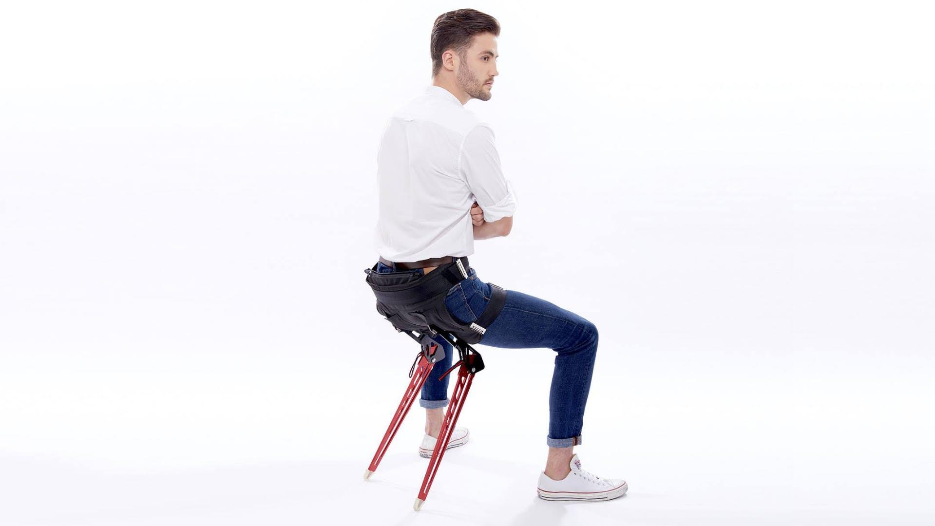 Nếu bạn là một người thích di chuyển thì đây chính là chiếc ghế dành cho bạn