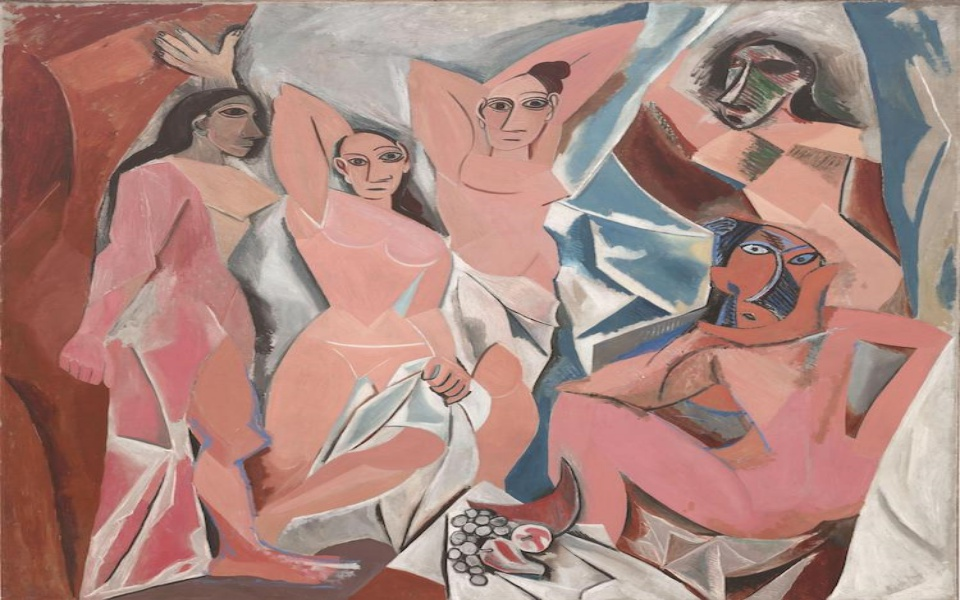 8 sự thật ít người biết về 'Les Demoiselles d'Avignon' - bức tranh vẽ gái điếm Paris của danh họa Picasso
