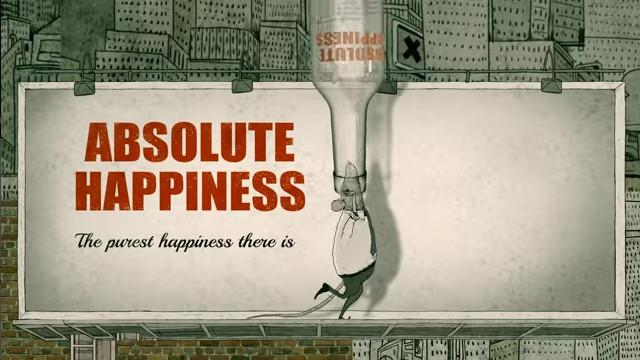 'Happiness': Phim hoạt hình cực 'deep' dám mượn thế giới loài chuột để 'chửi khéo' loài người