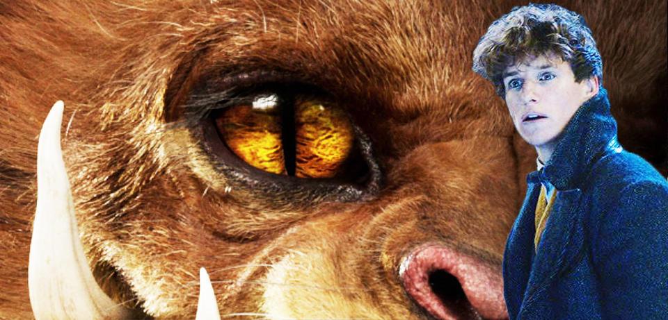 Giải mã bí ẩn về linh thú hùng mạnh nhất phim 'Fantastic Beasts: Crimes of Grindelwald'
