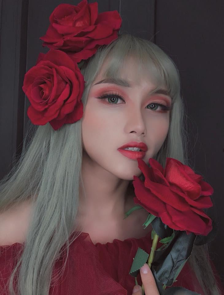 Nam cosplayer có gương mặt xinh đẹp đến nỗi khiến các chị em 'phát hờn'