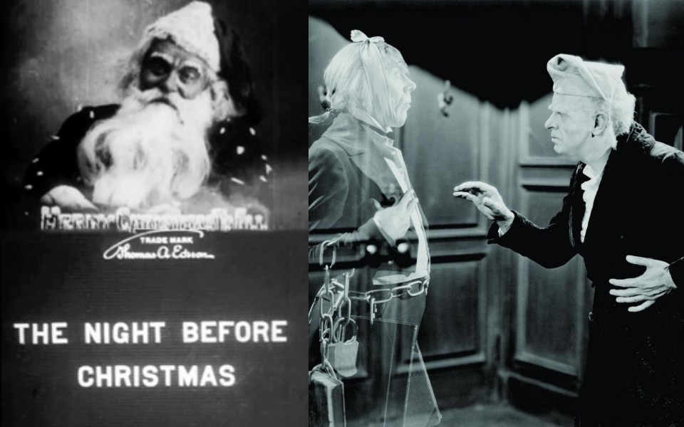 'Đổi gió' mùa Noel cùng 7 tác phẩm về Giáng Sinh của kỷ nguyên phim câm