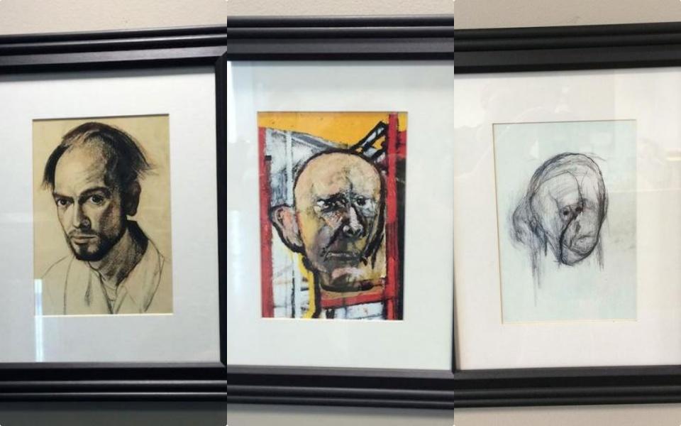 Họa sĩ Mỹ bị bệnh Alzheimer hủy hoại triệt để, những bức tự họa của ông là bằng chứng đau lòng nhất