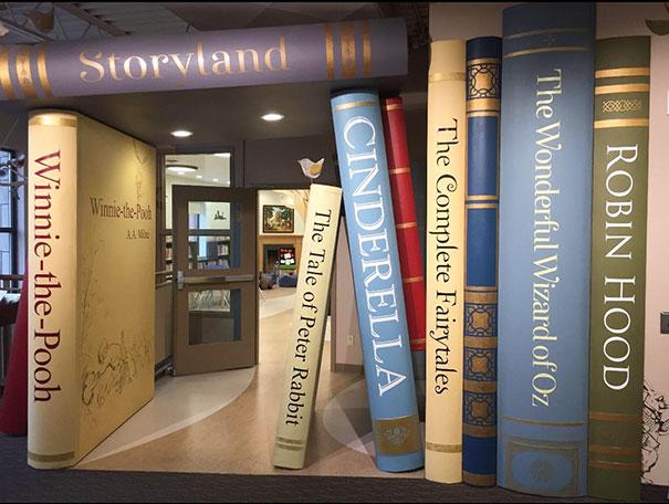 Dù không phải 'mọt sách', 24 thư viện dưới đây vẫn sẽ khiến bạn thành bạn đọc thường xuyên của họ