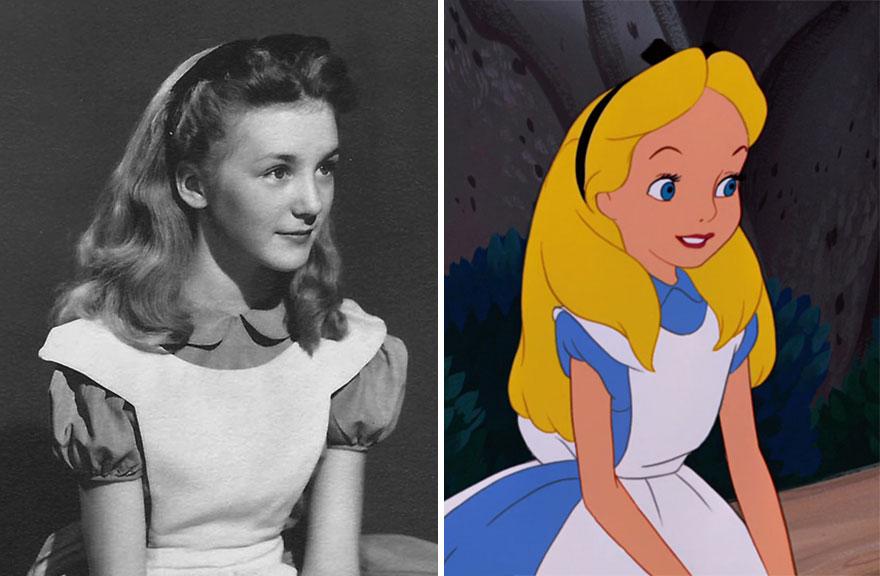 Nguyên mẫu đời thật cho 'Alice ở Xứ sở thần tiên' của Disney lại chỉ ước mơ trở thành một giáo viên bình thường