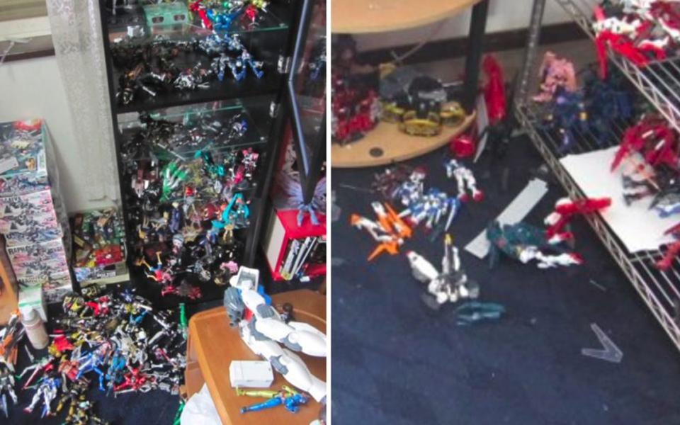 Một Otaku được bồi thường 35.000 USD vì con của anh họ đã phá huỷ bộ sưu tập quý giá của anh
