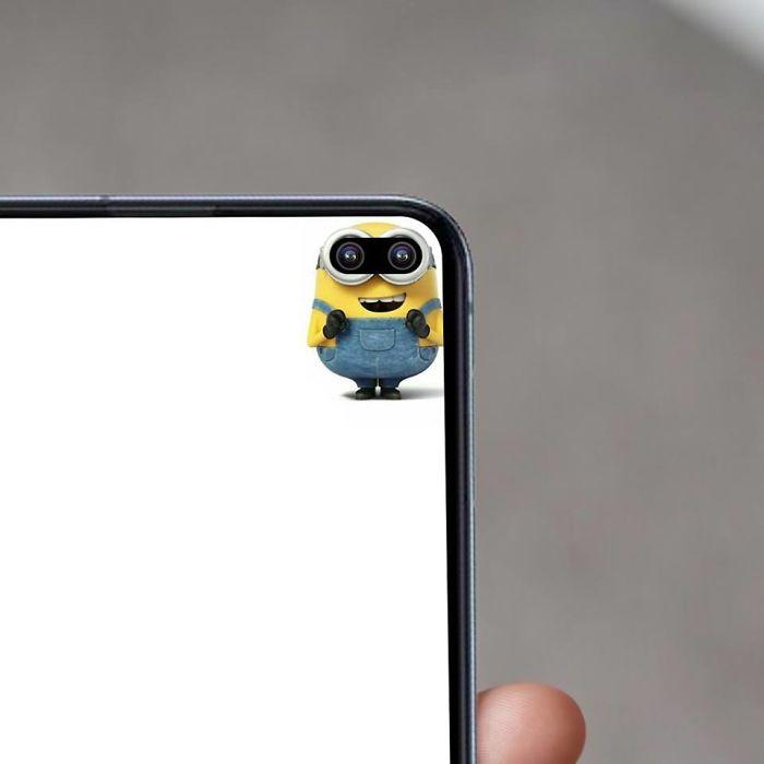 Các thánh tư duy vô cực lại chế loạt hình nền mới dành cho Samsung S10 và S10+