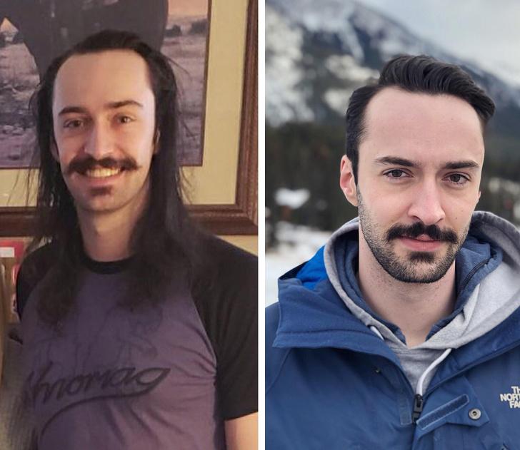 21 anh chàng cần phải hậu tạ thật nhiều cho thợ cắt tóc của họ