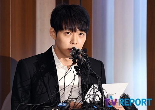 Park Yoo Chun tổ chức họp báo khẩn vì bị nghi là người ép Hwang Hana sử dụng ma túy