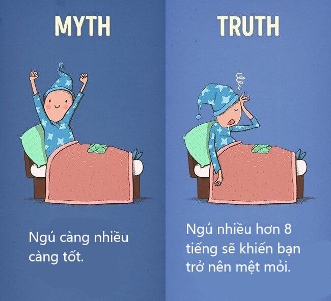 Sửa chữa những định kiến ai cũng tưởng vậy mà không phải vậy (P2)