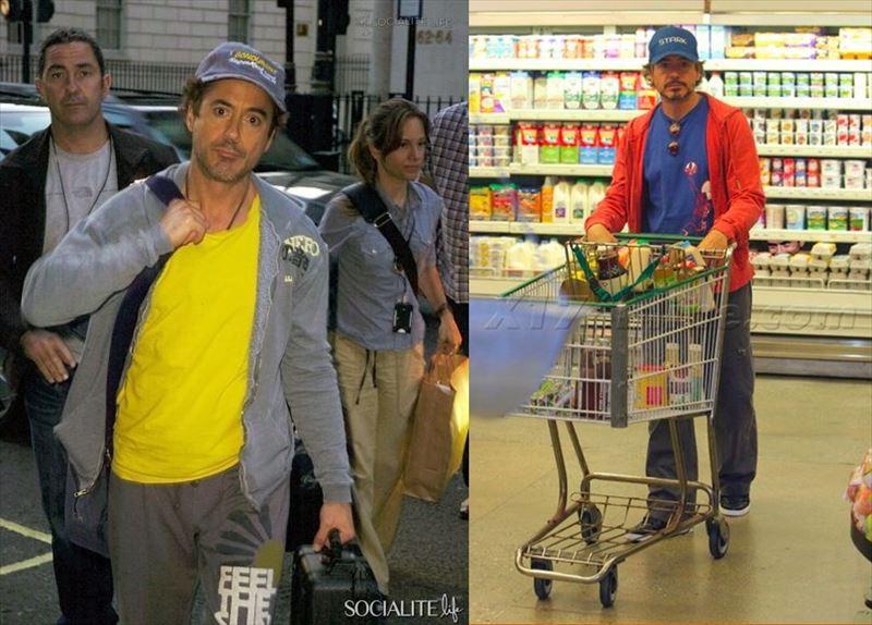 'Iron Man' Robert Downey Jr.: Chưa có màu nào trên đời mà anh đây chưa mặc lên người hết