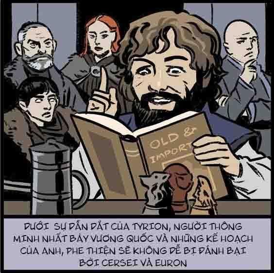 Phim gốc quá dở, fan cuồng Game of Thrones tự làm biên kịch để 'sửa sai'