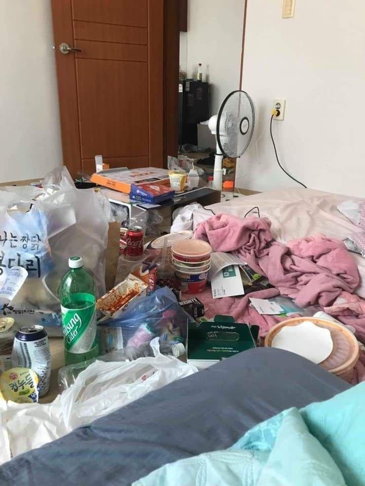 Cuộc thi 'Ai ở bẩn nhất': Sinh viên Hàn Quốc hào hứng gửi ảnh tham gia, chỉ khán giả là choáng nặng