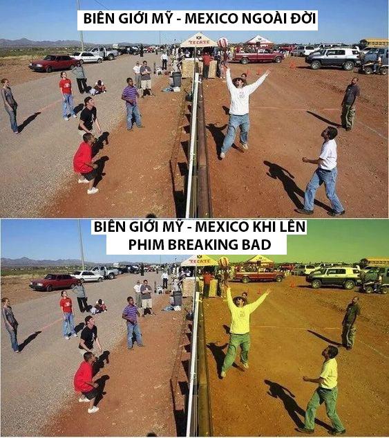 Choáng với sự khác biệt quá lớn của đất nước Mexico trong phim Mỹ và ngoài đời thực