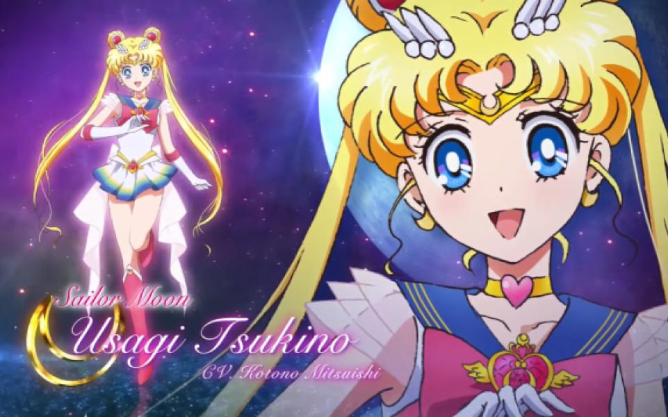 HOT: Sau 24 năm, phần mới của Thủy Thủ Mặt Trăng - Sailor Moon Eternal sẽ ra rạp năm 2020