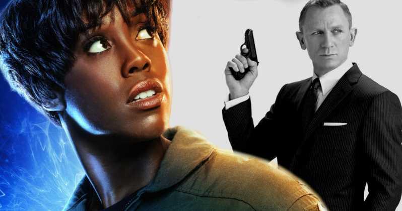Sắp có James Bond phiên bản nữ và da màu?
