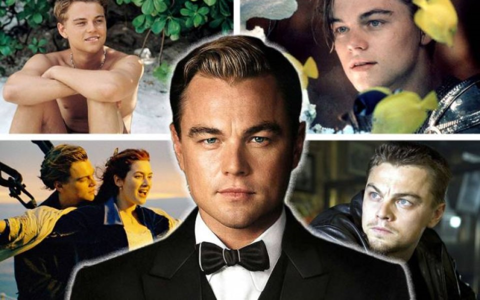 Top 10 vai diễn để đời của nam tài tử Leonardo DiCaprio bên cạnh 'Titanic'