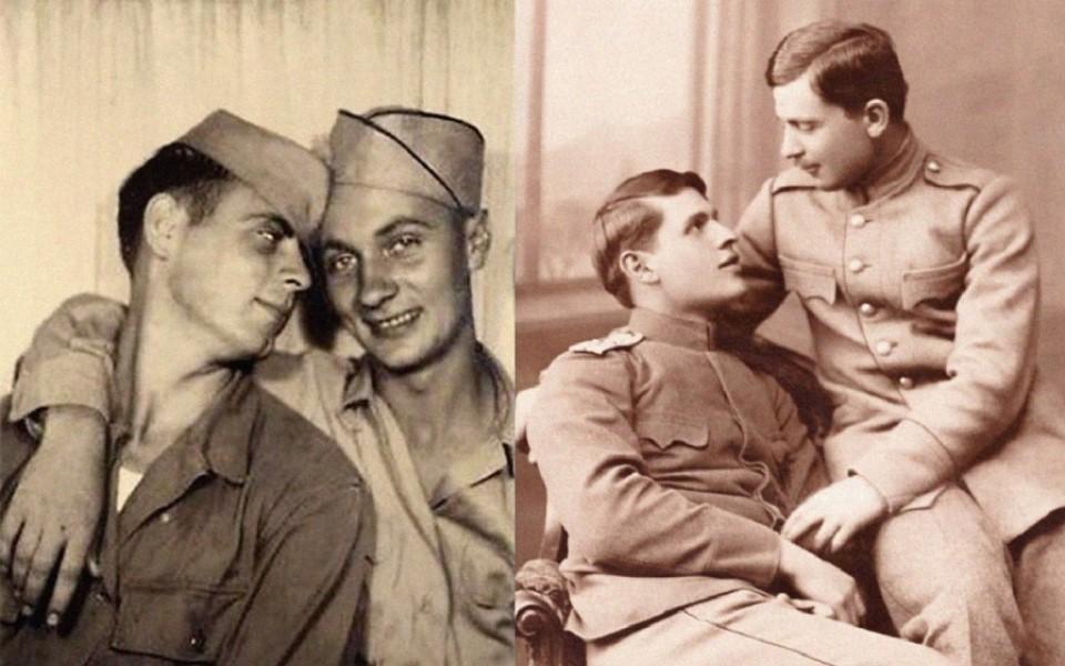 Những bức ảnh xưa cũ chứng minh chuyện tình đồng giới lãng mạn đã tồn tại từ rất lâu