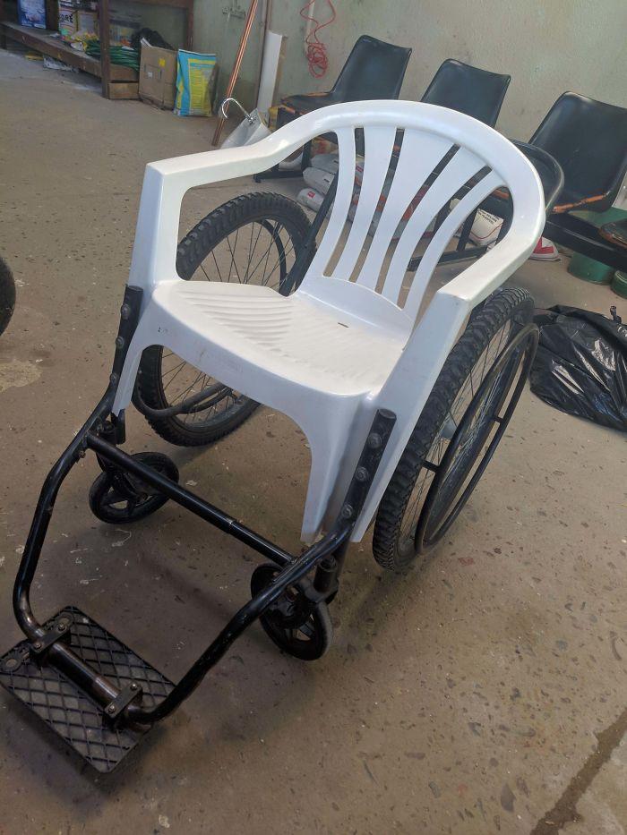 Thiết kế dành cho người khuyết tật nhưng lại thách thức cả người lành lặn