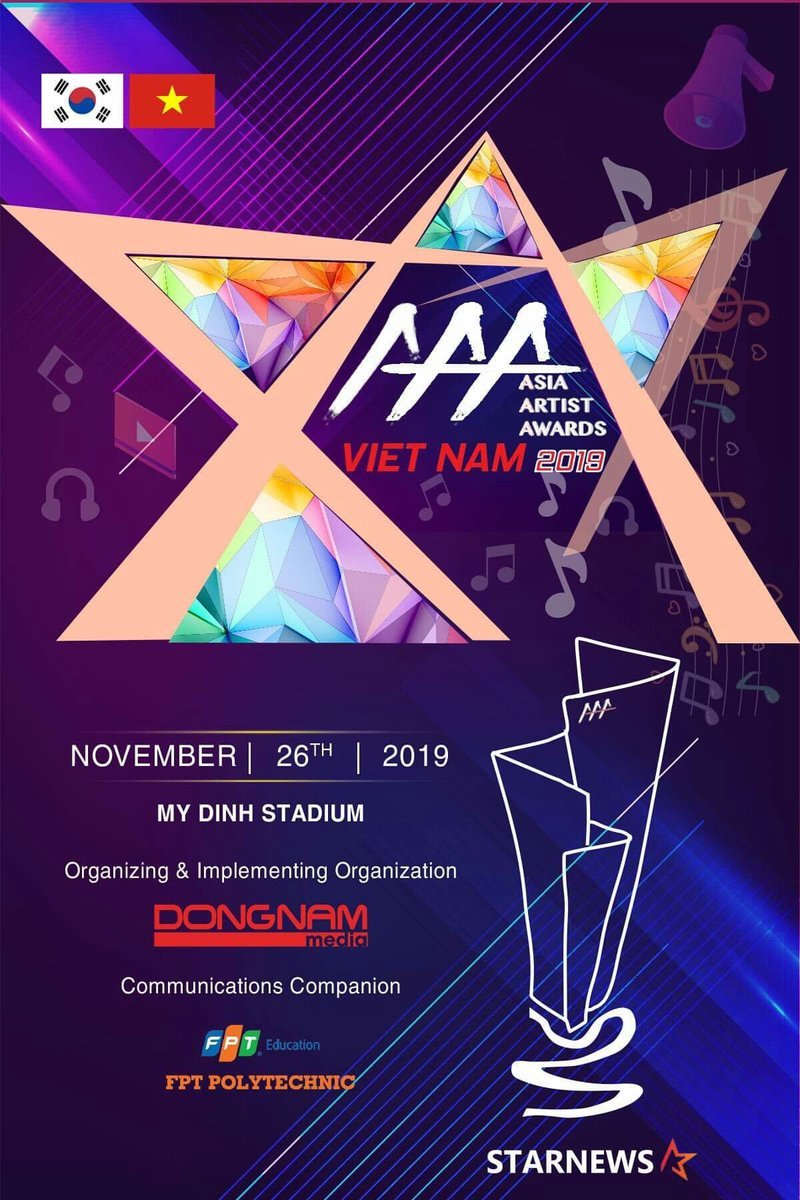 Netizen Hàn khó chịu phản đối khi hay tin lễ trao giải AAA 2019 sẽ được tổ chức tại Việt Nam