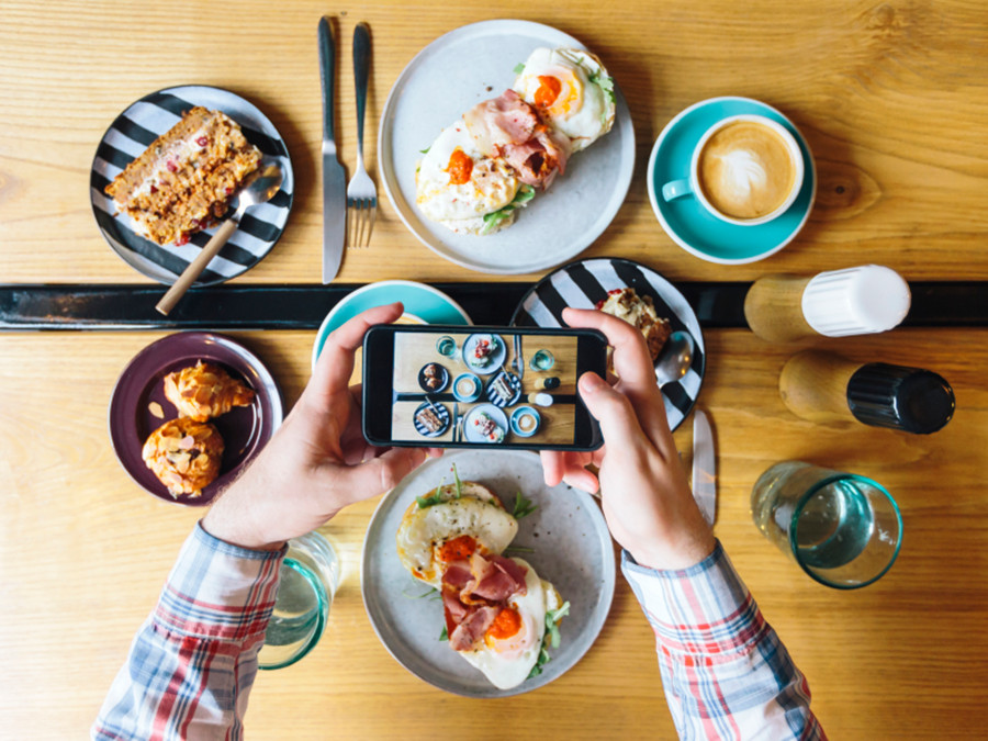 Instagram khiến vấn đề lãng phí thực phẩm trở nên tồi tệ hơn?